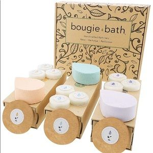 Bath set~Relax/Recharge/Rediscover